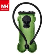Naturehike 3L PEVA agua potable Portable respetuoso del medio ambiente de la vejiga hidratación bolsa agua para ciclismo acampan yendo de escalada