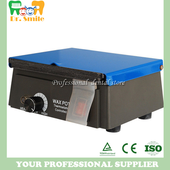 Dental Lab Technician Products 3 Pots Melting Wax Machine For Waxing Coping