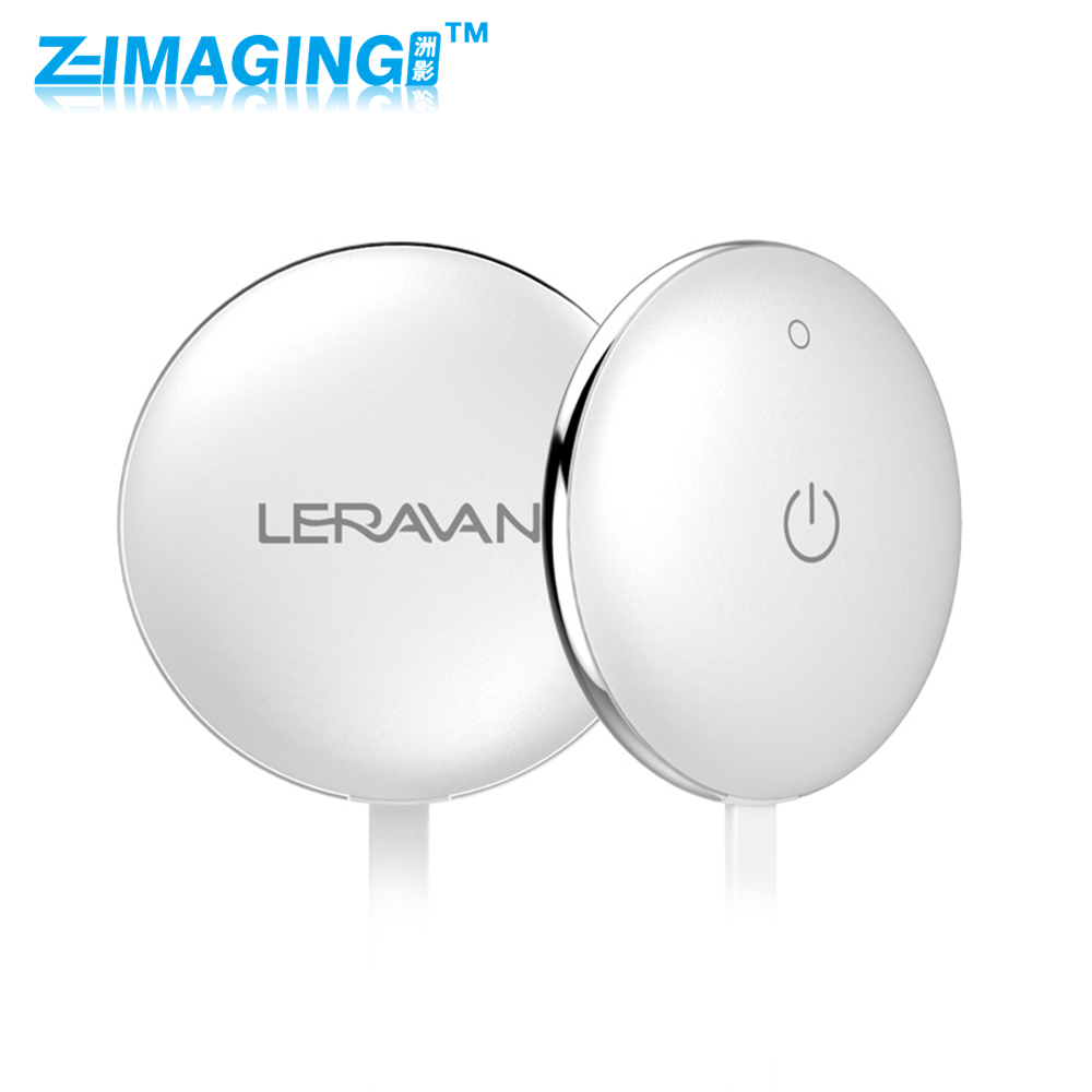 цены LERAVAN LR - H160WT Small Smart Massager Magic Touch Sticker 5 Modes APP Control Electronic Pulse Massage Machine For Outdoor