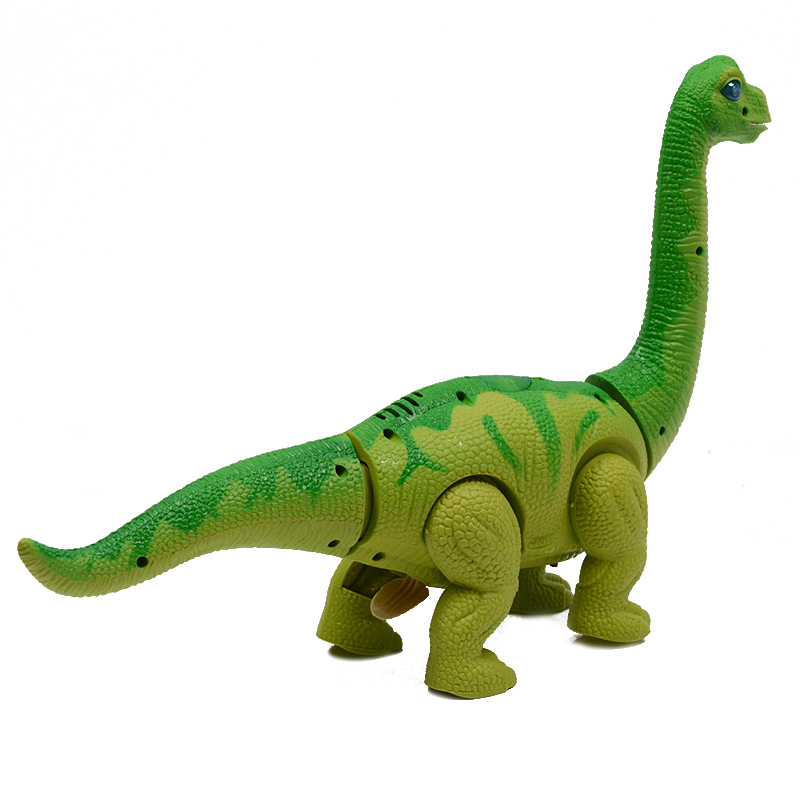Купить с кэшбэком Dinosaur Robot Toy Games Electronic Lay Eggs Brachiosaurus  Walking Dinosaur Toys Pet Gift Glowing Virtual Pet Pop Gift