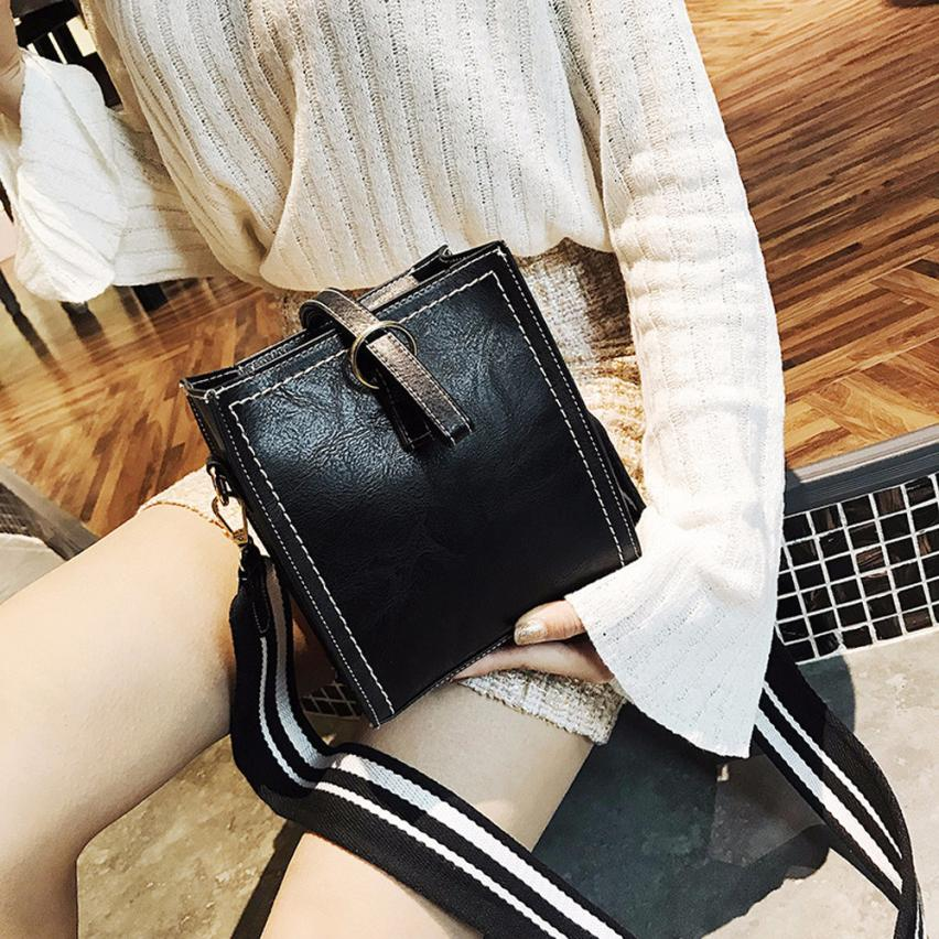MOLAVE Shoulder Bag new high quality Leather Messenger Satchel Tote Handbag women shoulder bags crossbody bag feb13 new fashion women girl student fresh patent leather messenger satchel crossbody shoulder bag handbag floral cover soft specail