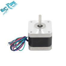Nema Stepper Motor 1.7A 42BYGHW609 Parts Laser Grind Foam Plasma 3D Printers Part 42 For CNC XYZ 4-Lead Accessories