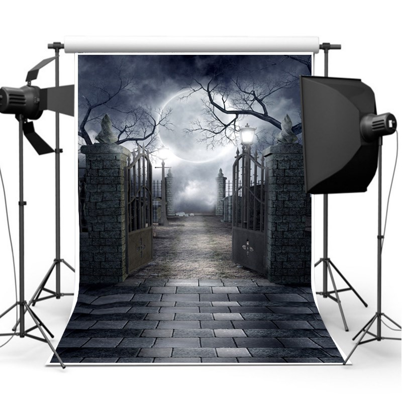 5x7FT Thin vinyl Backdrop photography Background Halloween photographic Backdrop for Studio Photo Prop cloth 1.5x 2.1m 10x10ft customize free shipping thin vinyl cloth photography backdrop scenery computer printing background for photo studio f179