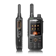BAOFENG 4G LTE network intercom two way radio portable SIM Card WCDMA GPS