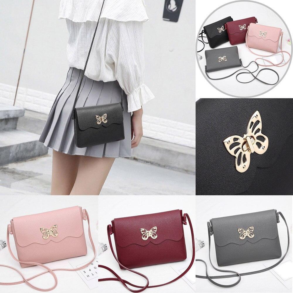 64b55b947bf7 Detail Feedback Questions about 2018 Women Messenger Bags Fashion Women s  Vintage Small Pendant Leather Crossbody Shoulder Bag Bolsa Feminina Gift ...