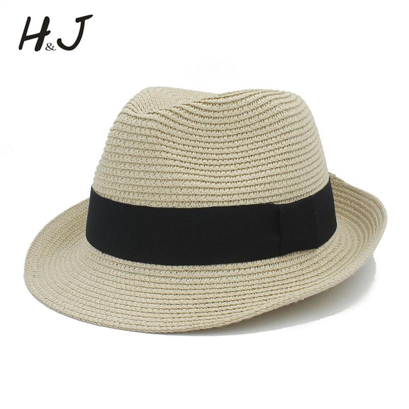 Online Shop Fashion Summer Women Men Toquilla Straw Sun Hat For Elegant  Queen Homburg Panama Hat Gentleman Dad Fedora Sunbonnet Beach Cap  acb1e31ca107