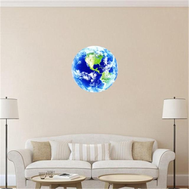Luminous Blue Earth 2