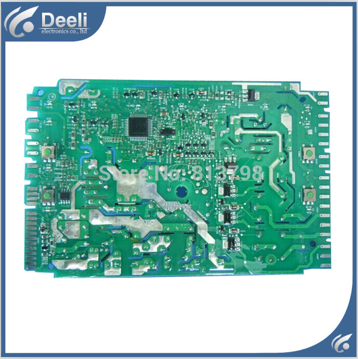 все цены на 98% new Original good working for washing machine computer board WFS1072CW motherboard on sale