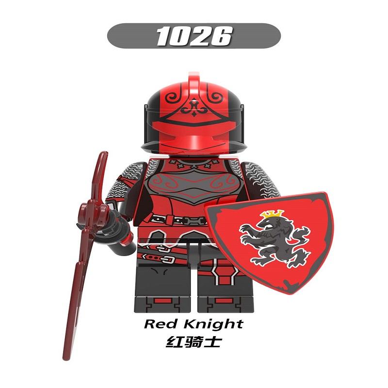 XH1026-Red knight
