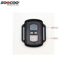 2.4 г Беспроводной пульт дистанционного управления soocoo на C30R/S60/S60B/S70/S100PRO действие Камера Пульты дистанционного управления (не включить камеру)