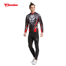Tasdan Cycling Wear Cycling Clothes Cycling Jersey Sets Long Sleeve Suits Men Clothing Pants Warm Soft Bike Wear santic men cycling jersey sets long sleeve warm thermal sport cycling base layer sets skinsuit bike suits kits bicycle clothing