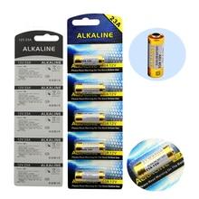 MICKTICK 10pcs 2 cards 23A 12V Alarm-Remote Dry Alkaline Battery 21/23 23GA A23 A-23 GP23A RV08 LRV08 E23A V23GA MN21 Vr22 23AE 5x wama 23a 12v alarm remote dry alkaline battery 21 23 23ga a23 a 23 gp23a rv08 lrv08 e23a v23ga mn21 vr22 ms21 23ae