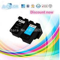1set PG 310 CL311 Ink Cartridge Compatible For Canon PG310 CL311 Ink For IP1800 IP2500 MP210