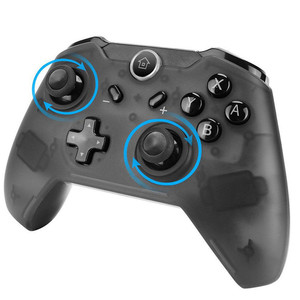 Image 3 - Wireless Bluetooth Pro Controller Gamepad Joypad Remote for Switch Console Classic Video Game Gamer Gaming Emulator Retro Player