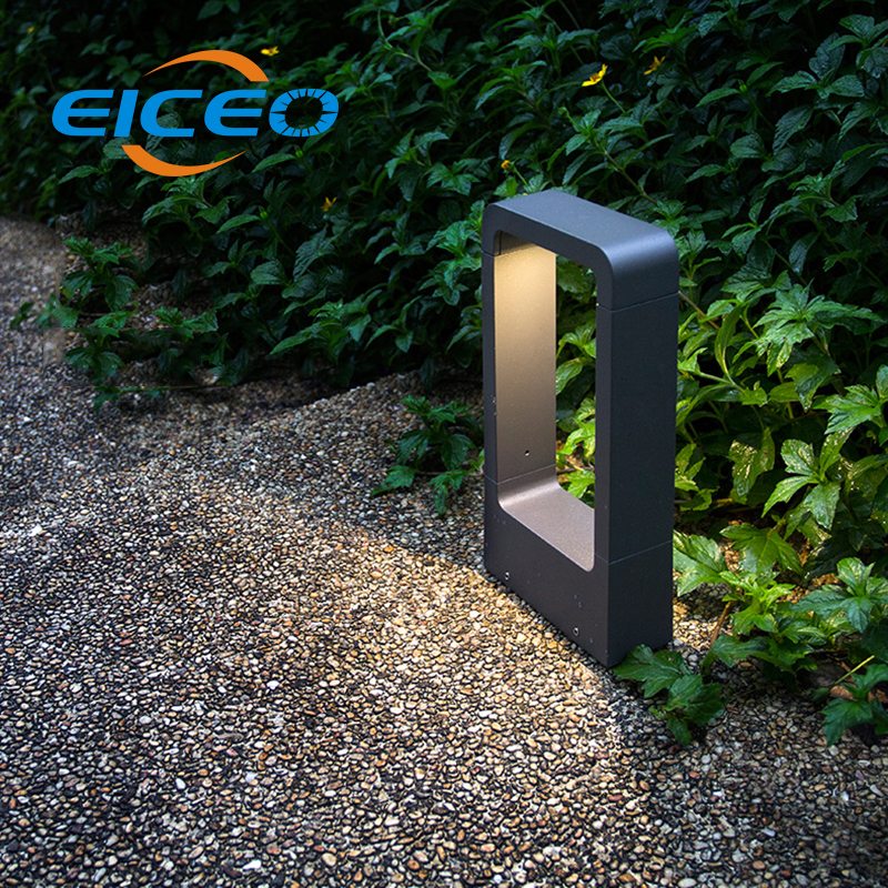 high quality outdoor waterproof up and down lighting wall lamps led spot wall light sconces 6w (EICEO) Square LED Outdoor Waterproof Wall Lamp Light Corridor Up And Down Aluminum Lamps Lighting Lights Bracket Lamp