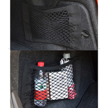 Strong Magic Tape Luggage Holder Organizer Net