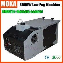 Alta Calidad 3000 W Máquina de Niebla Baja Upspray Niebla Máquina de Humo para eventos de bodas
