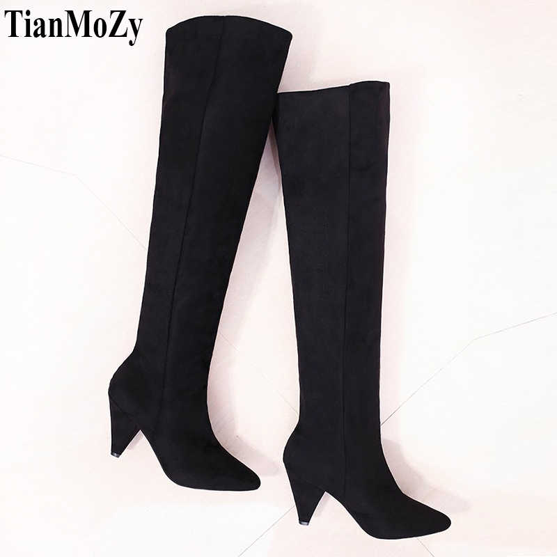 Women Boots Thigh High over the knee