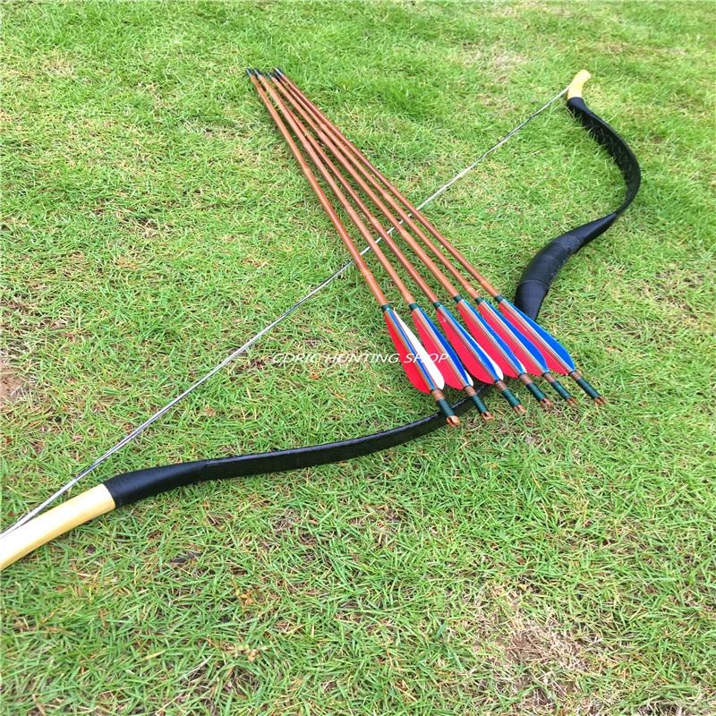 NEW True Black Snakeskin Handmade Longbows 20-60ibs+6 Bamboo Arrow ArcheryNEW True Black Snakeskin Handmade Longbows 20-60ibs+6 Bamboo Arrow Archery