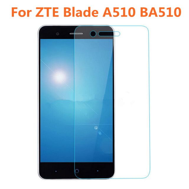 Закаленное стекло ZTE Blade A510, оригинальная 9H защитная пленка, Взрывозащищенная Защита экрана для A510T BA510