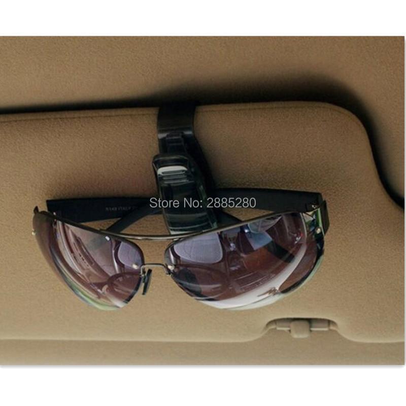 2019 Hot Sale Car Sun Visor Glasses Clip Accessories For Mitsubishi Lancer 10 Renault Logan Bmw X5 E53 Cruze Bmw E46 Granta
