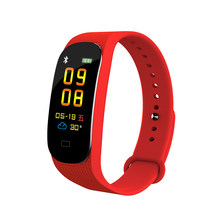 M5 Smart Bracelet Sports Fitness Bracelet ECG Heart Rate Blood Monitoring Call Reminder Waterproof Smart Band For M3/M3 Plus(China)