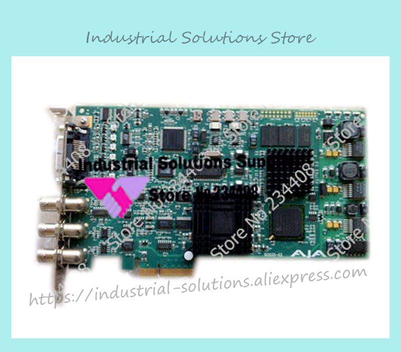 broadcast HD video editing card G 75960 card 100% tested perfect quality g 73106 aja video aja 101824 04 disassemble nle card 100% tested perfect quality