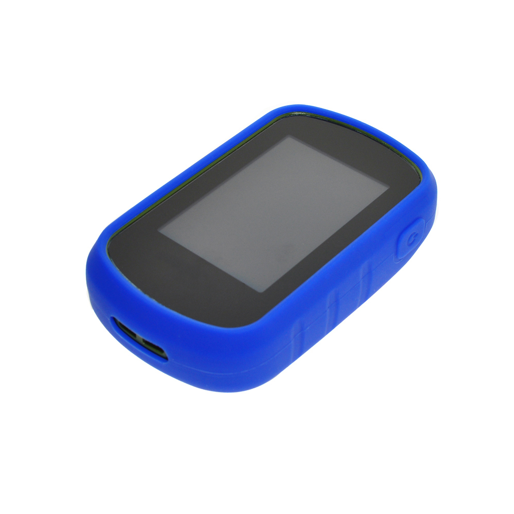 Durable Non Slip Portable Dustpfoof Silicone Protective Case Cover Accessories <font><b>Handheld</b></font> <font><b>GPS</b></font> Navigator For <font><b>Garmin</b></font> ETrex Touch 35 image