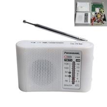 Kit de Radio Estéreo CF210SP AM/FM, conjunto para ensamblar radio FM portátil, piezas de bricolaje para aprendizaje