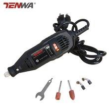 Crazy Power 220V 180W Dremel Electric Tools Mini Grinder Drill Dremel Drill Speed Electric Drill Accessories