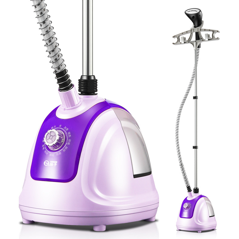 steamer for clothes 12 Gear Adjustable height 1.8L Steam Iron Home Commercial Garment Steamer Vertical 10 gear adjustable garment steamer 2000w hanging vertical steam iron brush home handheld garment steamer machine clothes ga298