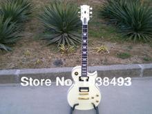 Neu! Custom shop creme gelb VOS mahagoni E-gitarre