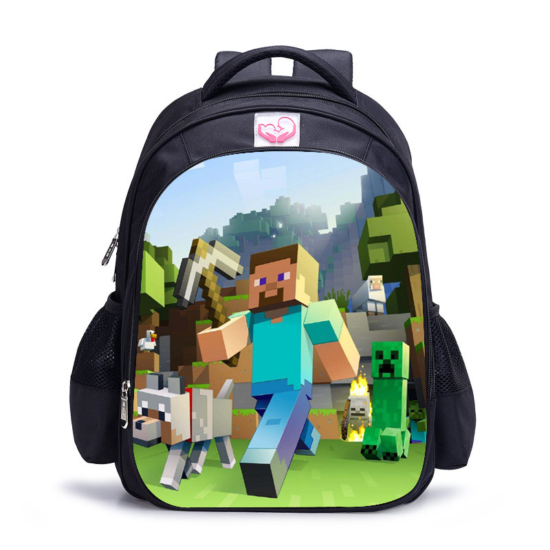 Back To Kids High Quality Backpack Children All for School Backpack Kids Bag  High Quality Anime Backpack Bts Bookbag-in Backpacks from Luggage   Bags on  ... 38a48634d2a6c