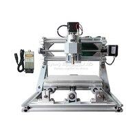 Russia No Tax Mini CNC 1610 500mw Laser CNC Engraving Machine Pcb Milling Machine Diy
