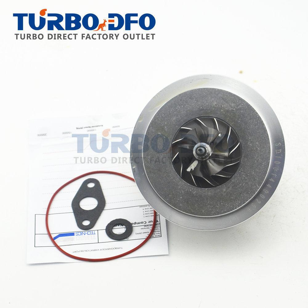 Turbine cartridge core CHRA 712766 turbo for Fiat Marea Multipla Stilo 1.9 JTD M724.19.X 46779032 / 71723495 / 71783325 gt1749v turbo cartridge 712766 5002s 71783325 712766 0001 chra core for fiat marea multipla stilo 1 9 jtd m724 19 x 00 06