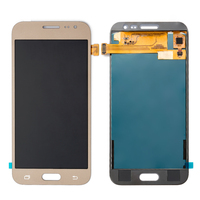 No Dead Pixel Complete LCD And Touch Compatible For Samsung J2 LCD Display 2015 With Touch