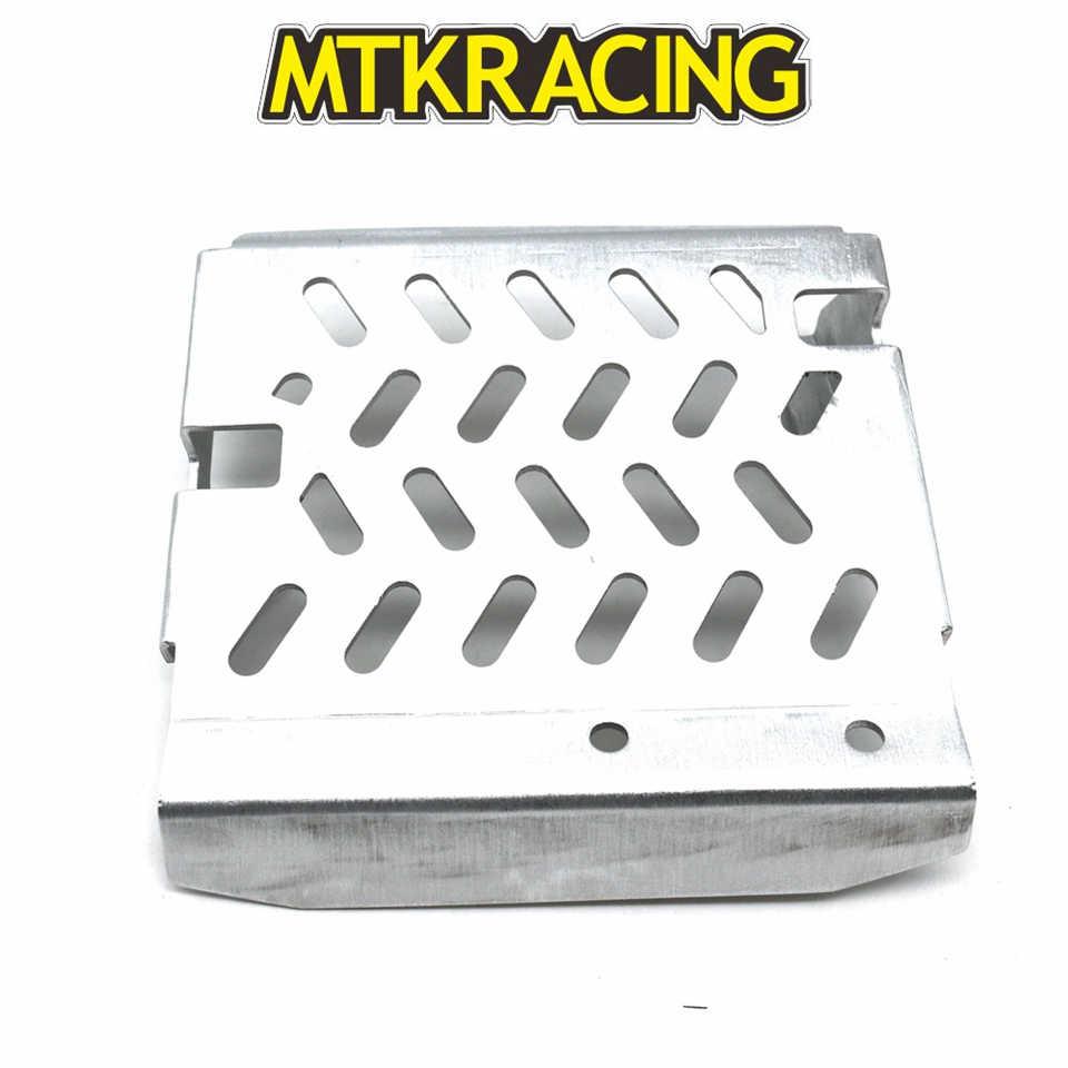 MTKRACING аксессуары для мотоциклов из алюминиевого сплава противоскользящая пластина Защита двигателя шасси Защитная крышка для Honda XADV 2017-2019