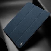 Dux Ducis Pu Leather Case For Samsung Galaxy Tab A 10.1 2019 Luxury Slim Stand Sleep/ Wake Smart Flip Cover Case Protection Bags for samsung galaxy tab s3 9 7inch case dux ducis leather smart flip cover stand for samsung tab s3 case coque for galaxys3 cases