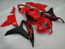 Injection molding for Honda fairing kit CBR600RR 2007 2008 red black fairings set 07 08 CBR 600RR TP03