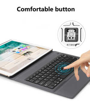 Case Keyboard for Apple iPad Pro 12.9 2015 2017 2018 Cover for iPad 12.9 2018 2015 2017 1st 2nd 3rd Generation Keyboard Case
