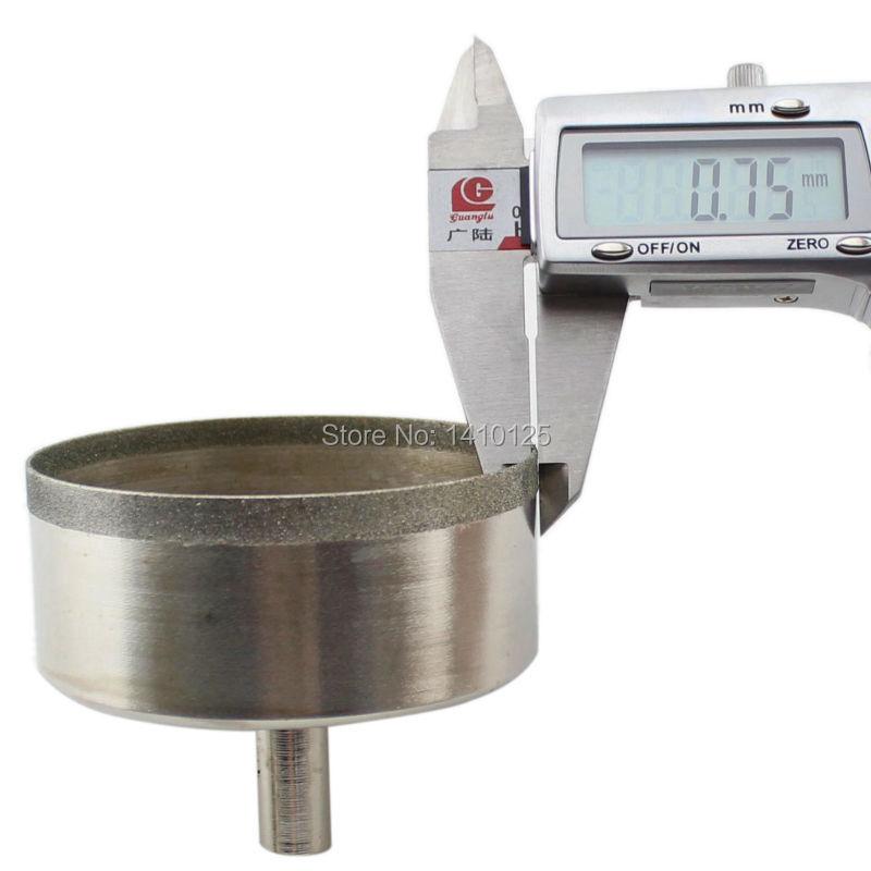 60–100 mm ypač plonas deimantinio skylės pjūklo gręžtas - Grąžtas - Nuotrauka 2