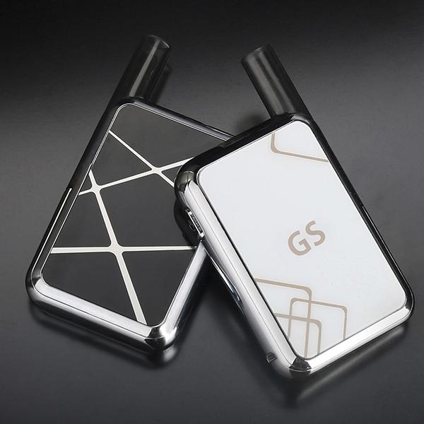 4 sets Caja V4 1100 mah 0.5 ohm batería GS LS vapor cigarrillo electrónico Caja de tamaño mini portátil Kit Caja
