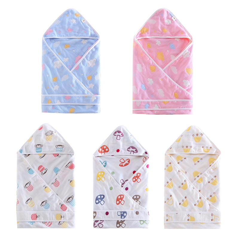 Newborn Baby Bath Towel Spring Newborn Baby Towel Was Wrapped Kids Gift