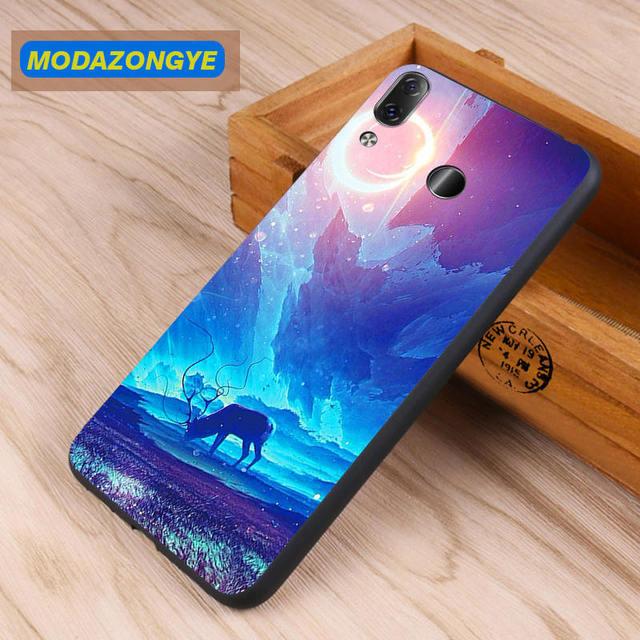 premium selection e3dd8 4ef9b US $4.2 |For Lenovo Z5 Case Lenovo Z5 Case Cover Cartoon Soft TPU Back  Cover Phone Case For Lenovo Z5 L78011 Z 5 Case Silicone-in Fitted Cases  from ...