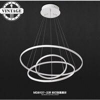 New Simple pendant lights for living room abajur lighting lustre adjustable modern vintage design light fixtures LED