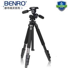 BENRO A550FHD2 Kit Carbon Fiber Tour Portable Digital Tripod DSLR Camer