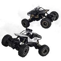Remote control car 4WD 2.4GHz rc car climbing car 4x4 dual motor cart remote control model off road vehicle toy Q1