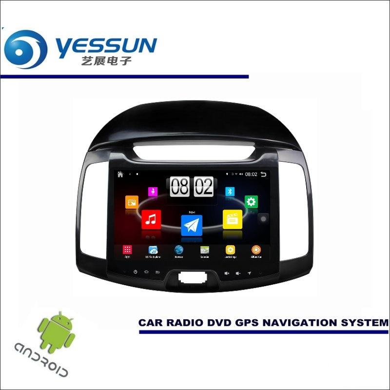 YESSUN Car Android Player Multimedia For Hyundai Elantra MD UD 2007~2017 Radio Stereo GPS Nav Navi ( no CD DVD ) 10.1 HD Screen