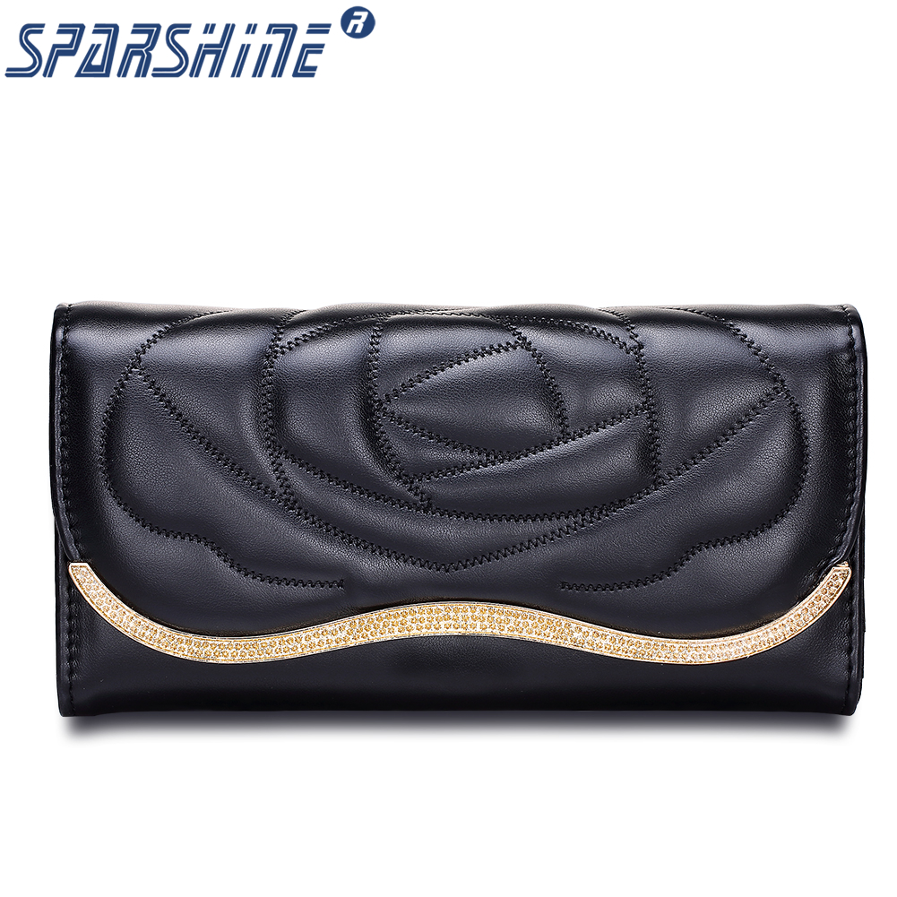 2017 High Quality Floral Wallet Women Long Design Lady Clutch Embossing Wallet PU Leather Female Card Holder Wallets Coin Purse youyou mouse high quality women long wallets fashion pu leather money wallet 6 colors lady clutch coin purse card