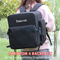 Customized Phantom 4 Backpack Waterproof knapsack Outer Bag Carrying Case for DJI Phantom 4/PRO/PRO+